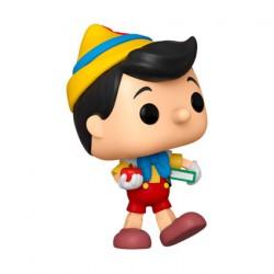 Figurine Pop Disney Pinocchio School Bound Funko Boutique Geneve Suisse
