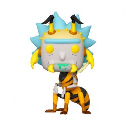 Figur Pop Rick and Morty Wasp Rick Funko Geneva Store Switzerland