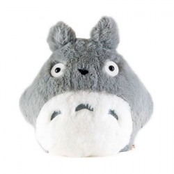 Figurine Mon voisin Totoro Peluche Nakayoshi Gris Totoro Sun Arrow - Studio Ghibli Boutique Geneve Suisse