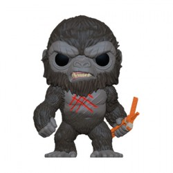 Figurine Pop Godzilla vs Kong - Kong Battle Damaged Funko Boutique Geneve Suisse