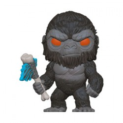 Figurine Pop Godzilla vs Kong - Kong with Axe Funko Boutique Geneve Suisse