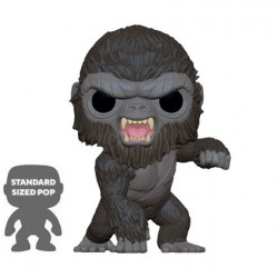 Figurine Pop 25 cm Godzilla Vs Kong -Kong Funko Boutique Geneve Suisse