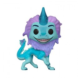 Figurine Pop Disney Raya and the Last Dragon Sisu en Dragon Funko Boutique Geneve Suisse