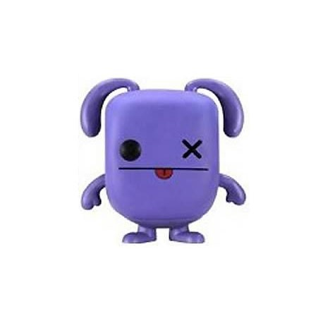 Figur DAMAGED BOX - Pop SDCC 2012 Uglydoll Ox Limited Edition Funko Geneva Store Switzerland