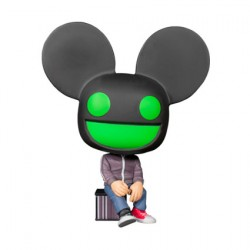 Figurine Pop Phosphorescent Dj Deadmau5 Edition Limitée Funko Boutique Geneve Suisse