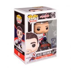 Figur Pop Hockey NHL Alex Ovechkin Washington Capitals Limited Edition Funko Geneva Store Switzerland