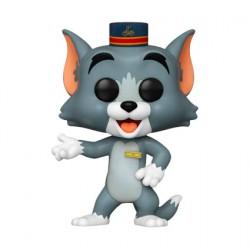 Figurine Pop Tom et Jerry Tom avec Chapeau Funko Boutique Geneve Suisse
