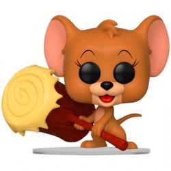 Figurine Pop Tom et Jerry - Jerry avec Maillet Funko Boutique Geneve Suisse