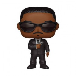 Pop Men in Black Agent J (Will Smith) Edition Limitée