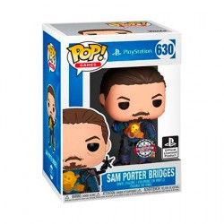 Figuren Pop Death Stranding Sam Porter Bridges in Armor Limitierte Auflage Funko Genf Shop Schweiz