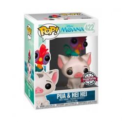 Figurine Pop Disney Moana avec Hei Hei Edition Limitée Funko Boutique Geneve Suisse