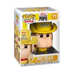 Figurine Pop Kellogg's Big Yella Edition Limitée (Sans autocollant) Funko Boutique Geneve Suisse