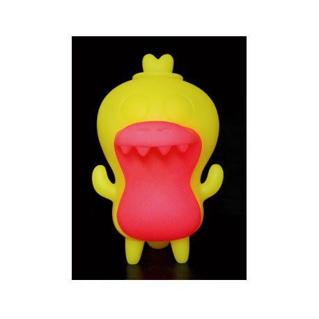 Figur Crocadoca Yellow GID by David Horvath Toy2R Geneva Store Switzerland