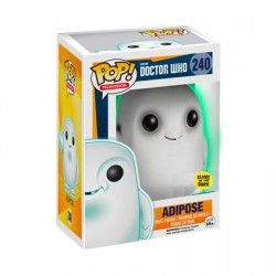 Figurine Pop Phosphorescent Dr. Who Adipose Edition Limitée Funko Boutique Geneve Suisse