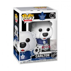 Pop NHL Mascots Maple Leafs Carlton the Bear Edition Limitée