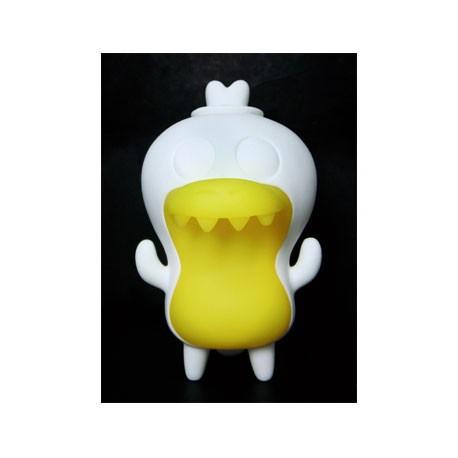 Figur Crocadoca White GID by David Horvath Toy2R Geneva Store Switzerland