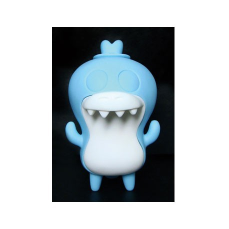 Figurine Crocadoca Phosphorescent Bleu par David Horvath Toy2R Boutique Geneve Suisse