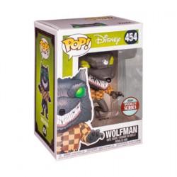 Figurine Pop L'Etrange Noël de Mr. Jack Wolfman Edition Limitée Funko Boutique Geneve Suisse