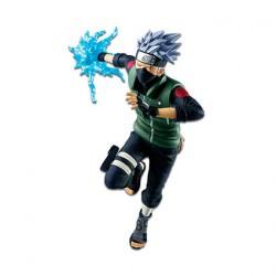 Figurine Naruto Shippuden Statuette Vibration Stars Hatake Kakashi 19 cm Banpresto Boutique Geneve Suisse