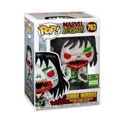 Figurine Pop ECCC 2021 Marvel Zombies Morbius Edition Limitée Funko Boutique Geneve Suisse