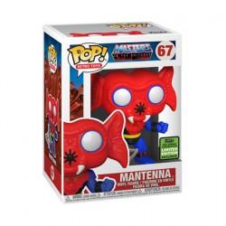 Figurine Pop ECCC 2021 Les Maîtres de l'Univers Mantenna Edition Limitée Funko Boutique Geneve Suisse