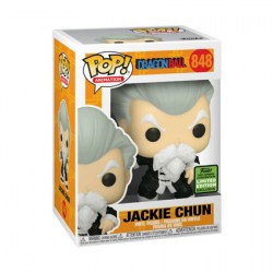 Figurine Pop ECCC 2021 Dragon Ball Z Jackie Chun Edition Limitée Funko Boutique Geneve Suisse
