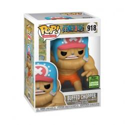 Figuren Pop ECCC 2021 One Piece Chopper Buffed Limitierte Auflage Funko Genf Shop Schweiz