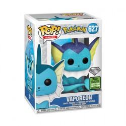 Figurine Pop ECCC 2021 Diamond Pokemon Aquali Edition Limitée Funko Boutique Geneve Suisse