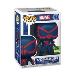 Figurine Pop ECCC 2021 Spider-Man 2099 Edition Limitée Funko Boutique Geneve Suisse