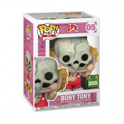 Figurine Pop ECCC 2021 Garbage Pail Kids Bony Tony Edition Limitée Funko Boutique Geneve Suisse