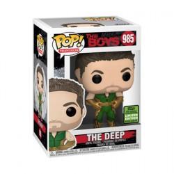 Figuren Pop ECCC 2021 The Boys The Deep Limitierte Auflage Funko Genf Shop Schweiz