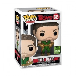 Figurine Pop ECCC 2021 The Boys The Deep Edition Limitée Funko Boutique Geneve Suisse