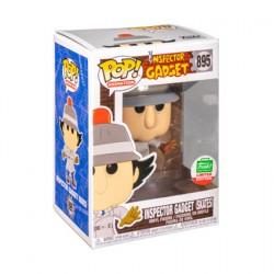 Figurine Pop Inspecteur Gadget avec Skates Edition Limitée Funko Boutique Geneve Suisse