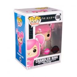 Figurine Pop Floqué Friends Chandler Bing as Bunny Edition Limitée Funko Boutique Geneve Suisse