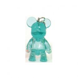 Qee Mini Bear Clear : Bleu