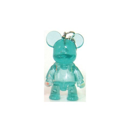 Figur Qee Mini Bear Clear Blue Toy2R Geneva Store Switzerland