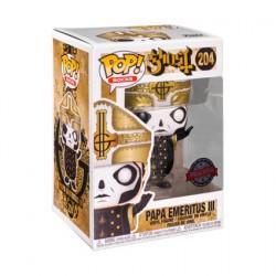 Figur Pop Ghost Papa Emeritus III Limited Edition Funko Geneva Store Switzerland