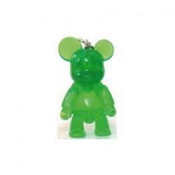 Figur Qee Mini Bear Clear Green Toy2R Geneva Store Switzerland