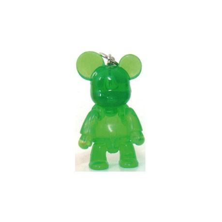 Figur Qee Mini Bear Clear Green Toy2R Qee Small Geneva