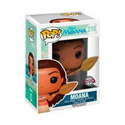 Figur Pop Disney Moana With Oar Limited Edition Funko Geneva Store Switzerland