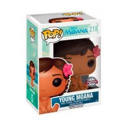 Figur Pop Disney Young Moana Limited Edition Funko Geneva Store Switzerland