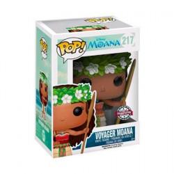 Figurine Pop Moana Voyager Edition Limitée Funko Boutique Geneve Suisse