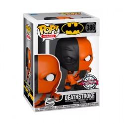Figur Pop DC Deathstroke Limited Edition Funko Geneva Store Switzerland