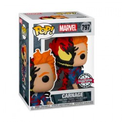 Figur Pop Spider-Man Carnage Limited Edition Funko Geneva Store Switzerland