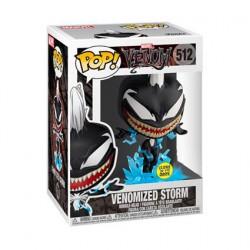 Figurine Pop Phosphorescent Marvel Venomized Storm Edition Limitée Funko Boutique Geneve Suisse