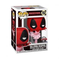 Figurine Pop Deadpool Ballerina Deadpool 30th Anniversary Edition Limitée Funko Boutique Geneve Suisse