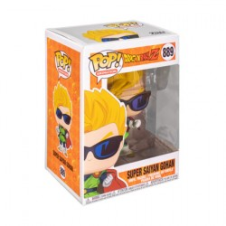 Figurine Pop Super Saiyan Gohan with Sunglasses Edition Limitée Funko Boutique Geneve Suisse