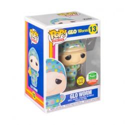 Figurine Pop Phosphorescent Hasbro Glo Worm Holiday 2020 Edition Limitée Funko Boutique Geneve Suisse