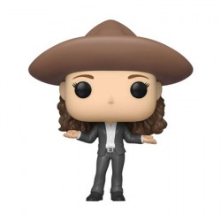 Figurine Pop Seinfeld Elaine in Sombrero Funko Boutique Geneve Suisse
