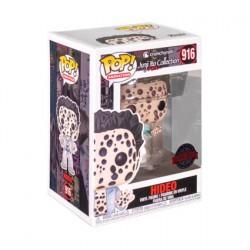 Figurine Pop Junji Ito Cursed Hideo Edition Limitée Funko Boutique Geneve Suisse